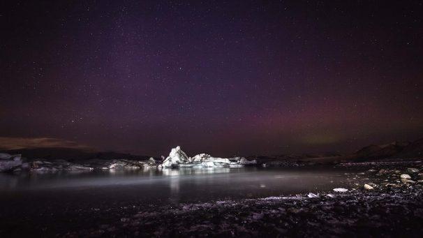 Joulukuinen Islanti