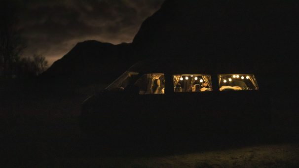 Kaamosseikkailu Norjassa – Sandhornøya